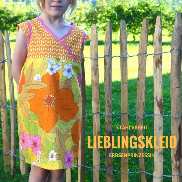Lieblingskleidchen aus Baumwolle: Designbeispeil von Stahlarbeit