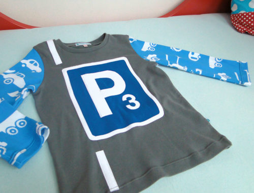 Geburtstagsshirt für kleine Autofans Paul Piet Philipp Pascal Peter Pepe Patrick