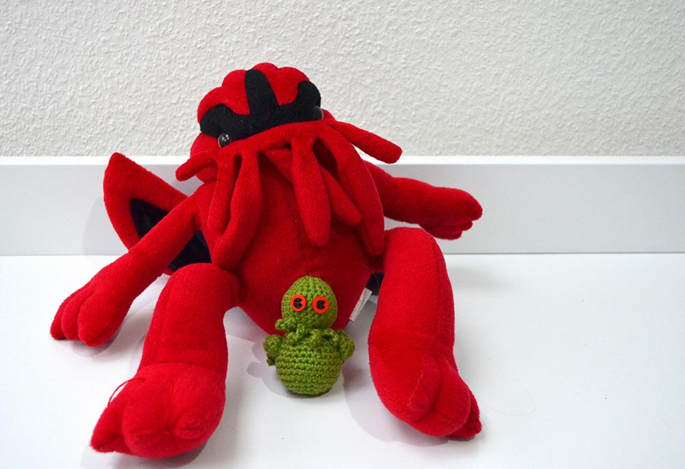 Chtulhu häkeln, selbermachen: Lovecraft DIY