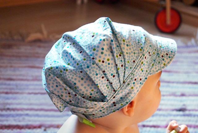 baby-Cap / Schirmmütze nähen