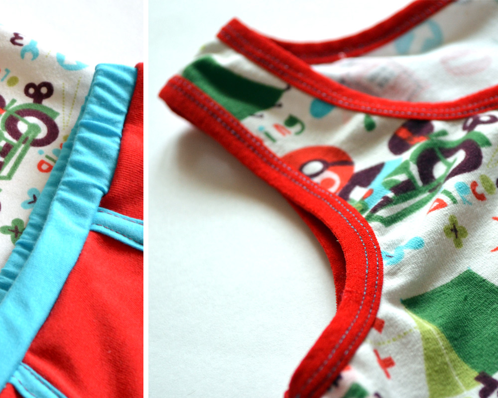 Unterhemd für Jungs selbernähen aus Jersey mit dem Näh-ebook drunter *boys