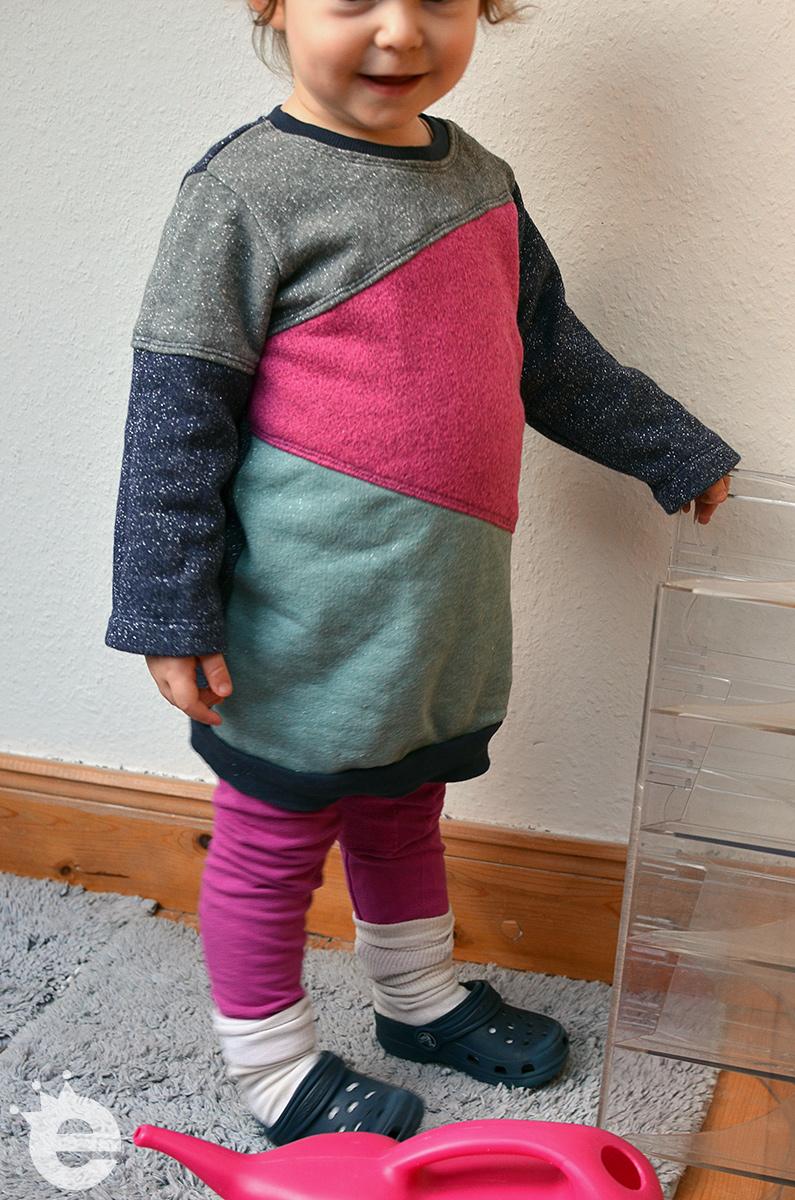 Longihhod: Hoodie-Schnitt für Kleinkinder