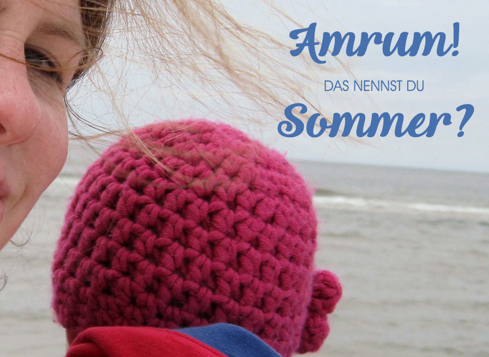 Amrum: Wind, Meer und Muscheln