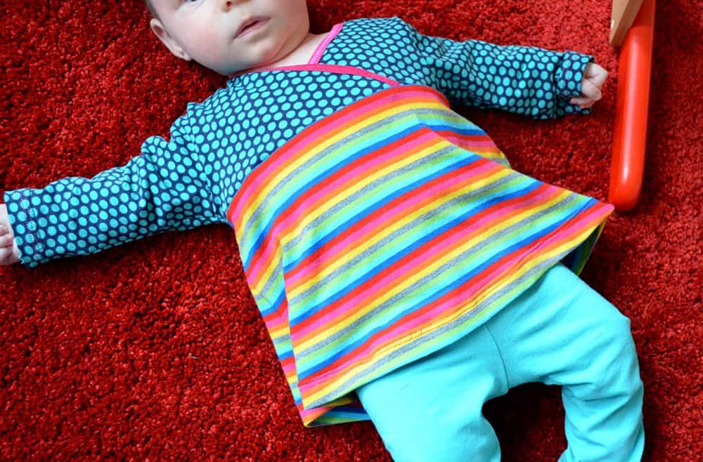 Babytunika selbernähen
