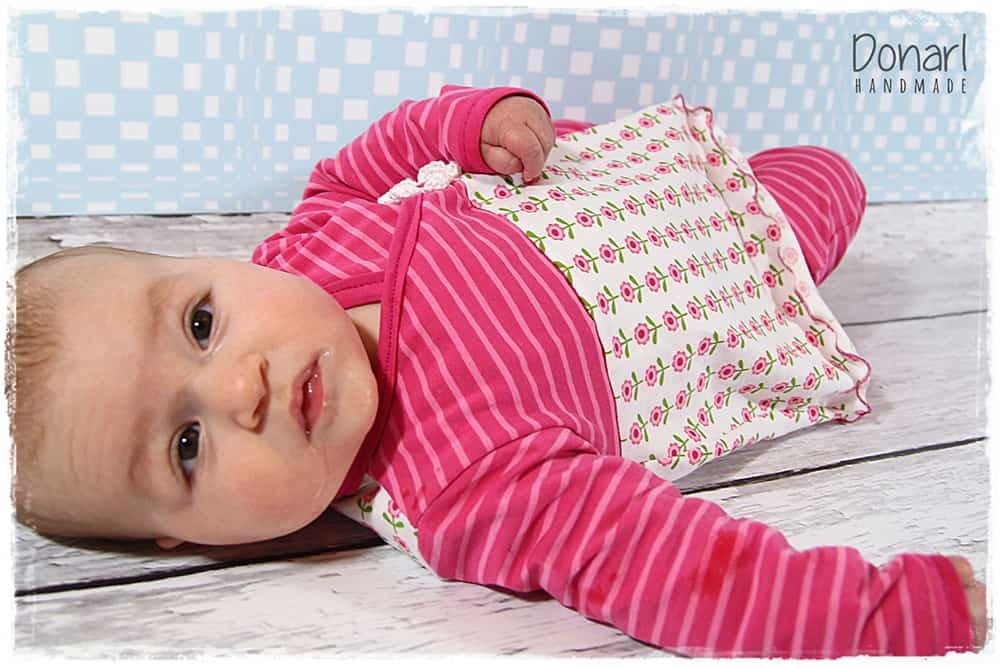 Schnittmuster Tunika für babys