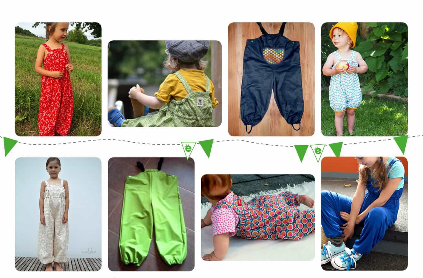 Designbeispiele Matsch und Mehr Hose Erbsenprinzessin Matschhose Regenhose