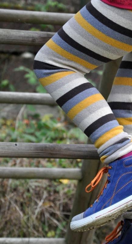 Leggings aus Strick nähen: Tipps und Schnittmuster