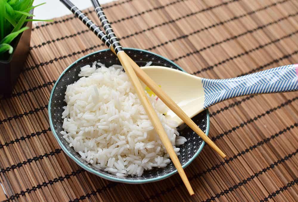 Reis ist super als schonkost