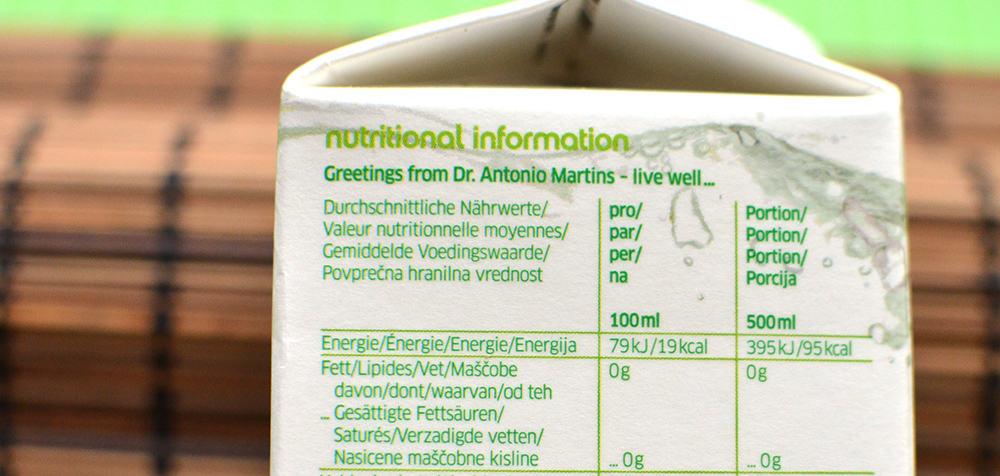 fettfreie Alternative zu Kokosmilch: Kokoswasser