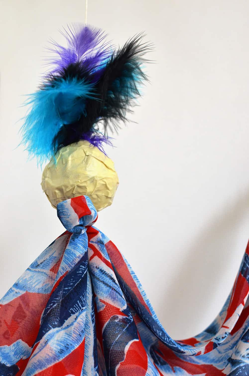 Bastelaktion für Kindergeburtstage: Marionetten
