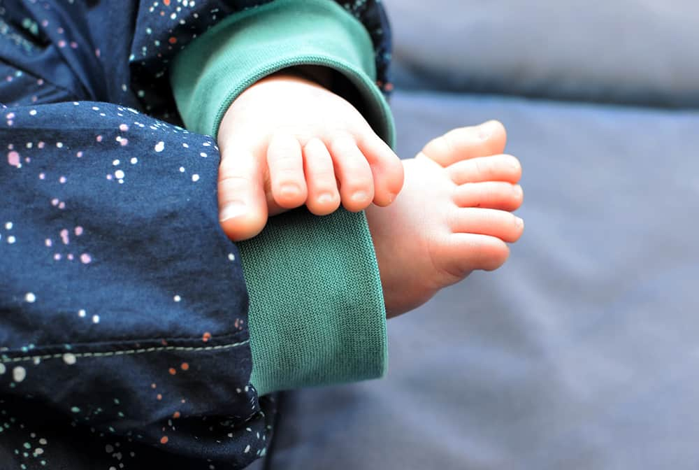 Sommerhose fürs Baby