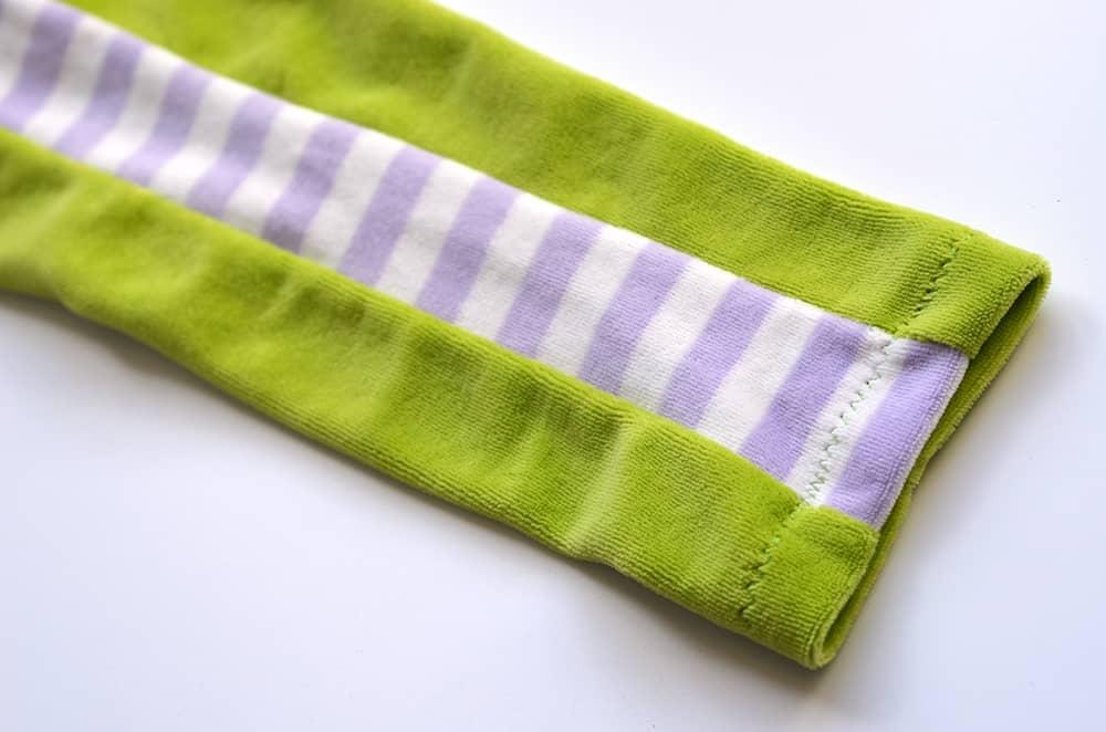 Hosenbein Schlafanzughose für Kleinkinder aus Nicky