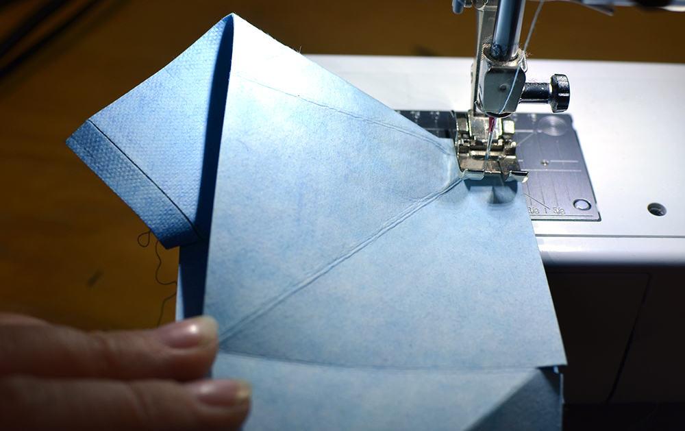SnapPap Origamigeldbeutel