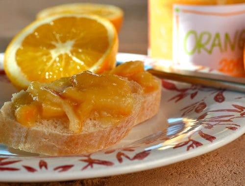 Orangenkonfitüre selber kochen ohne Gelierzucker