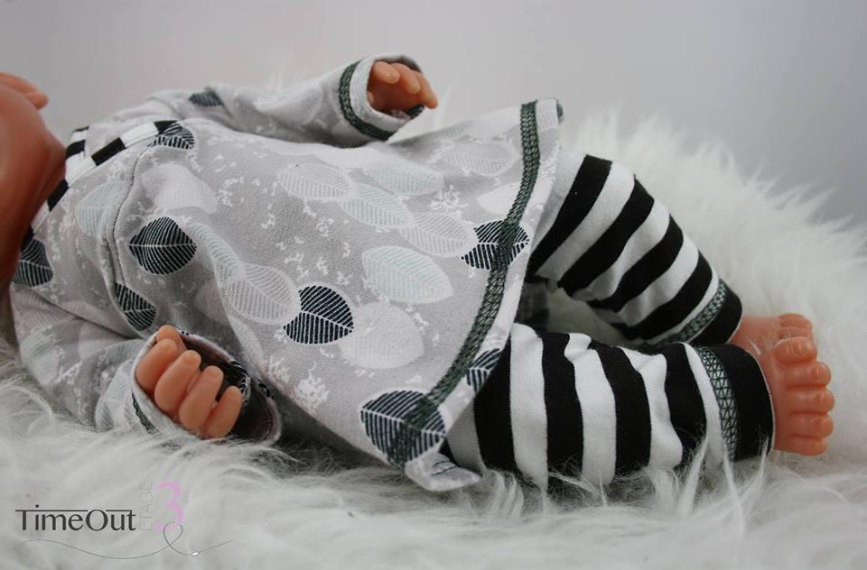 puppenleggings und Puppenshirt Schnittmuster kostenlos runterladen
