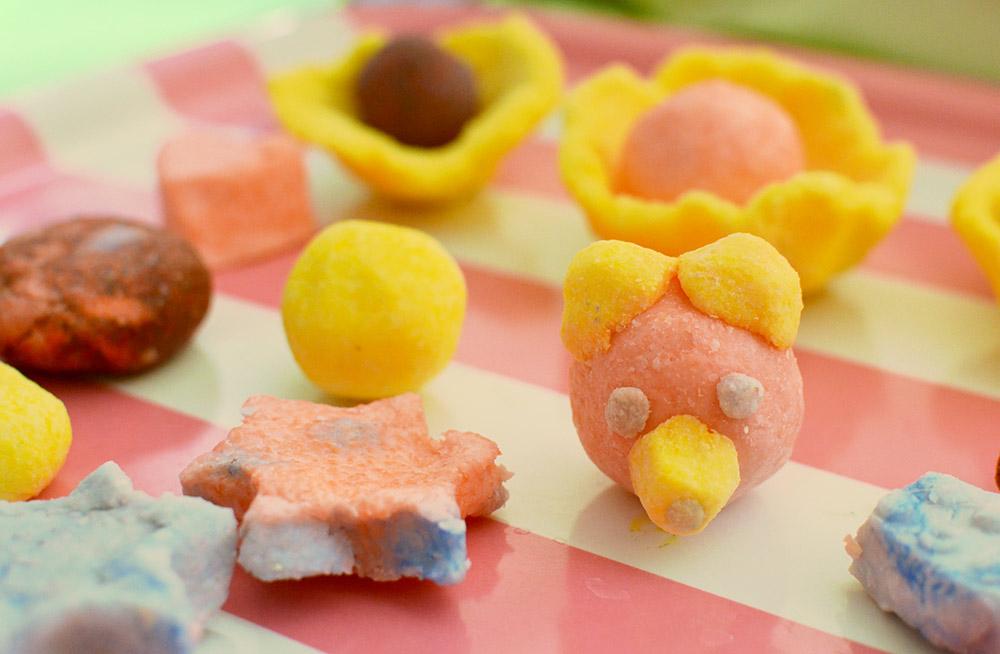 DIY für Kids: Seifenobjekte aus Knetseife basteln