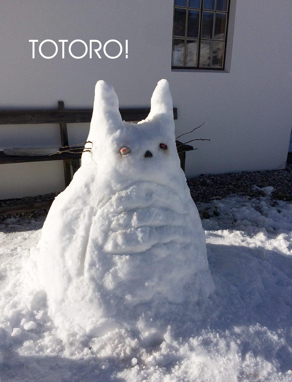 schnee-totoro