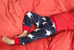 Schlafihose aus Nicky für kids nähen