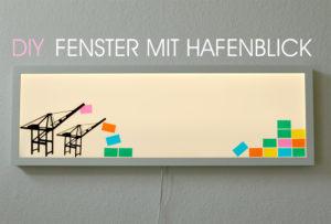 Hafen-Kräne und Container - Hafenkran Plottermotiv Freebie