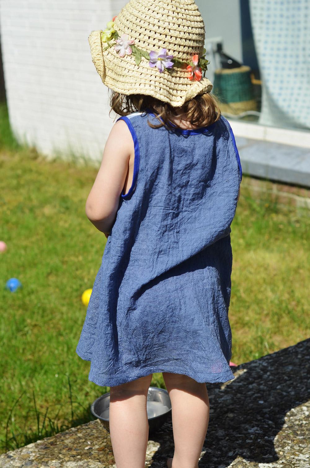 Lieblings-Kleidchen aus Musselin: Hängerchen nähen