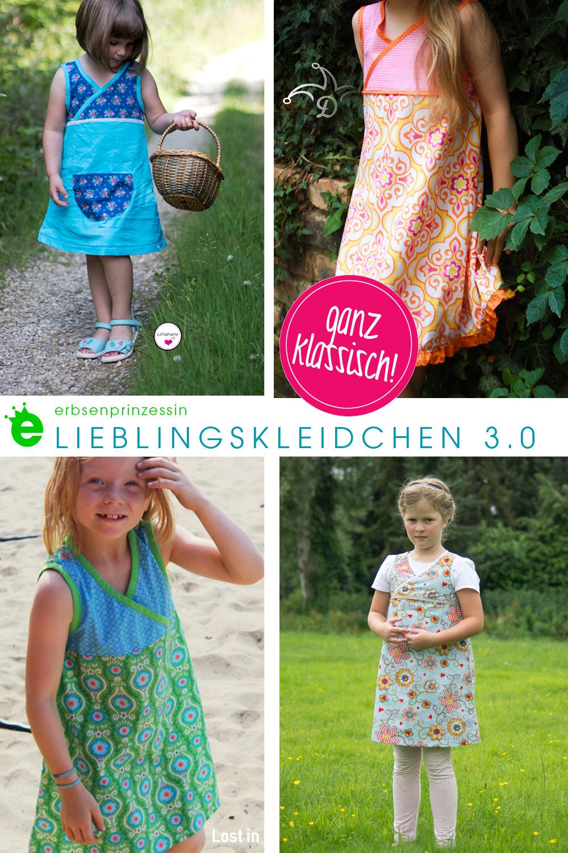 Lieblingskleidchen designbeispiele klassisch