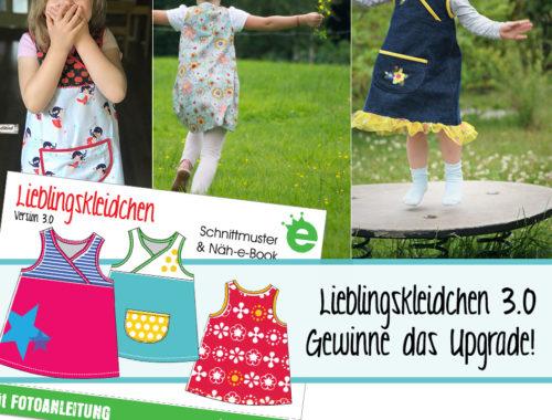 Lieblingskleidchen 3.0: Gewinne das Schnittmuster-Update!