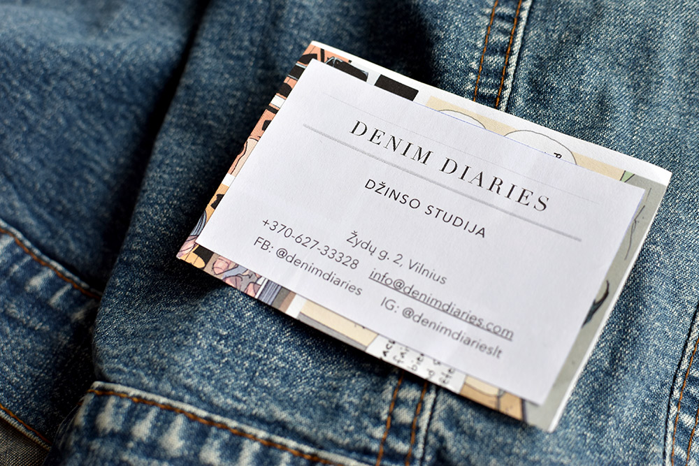 Denim Diaries: Jeans-Upcycling aus Vilnius, Litauen