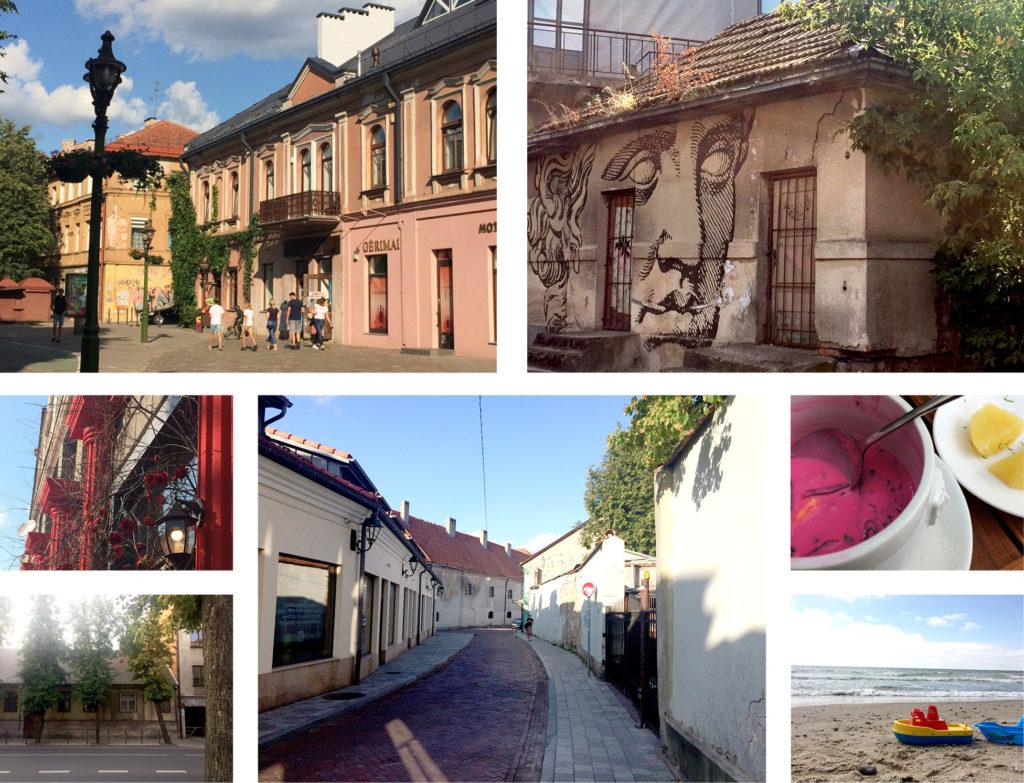 Fotos aus Litauen, Kaunas, vilnius