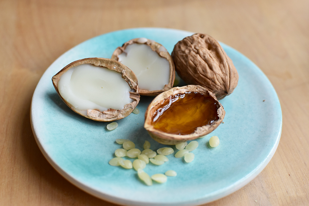 Öko-Lippenbalsam mit Honig selbermachen